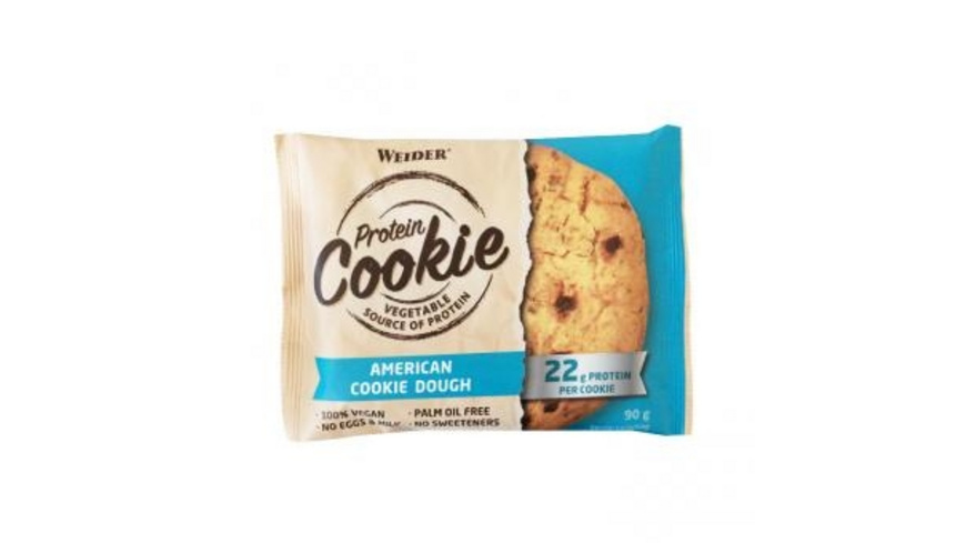 Weider Protein Cookie 90g-Double Choc Chips