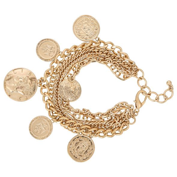 Armband - Matting Gold