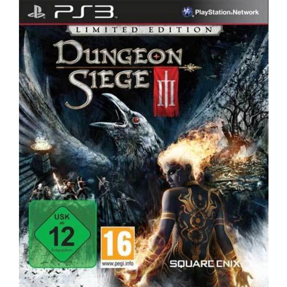 Dungeon Siege 3 Limited Edition