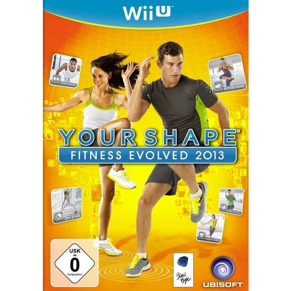 Ubisoft Your Shape Fitness Evolved
