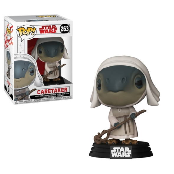 Star Wars - POP! Vinyl-Figur Caretaker