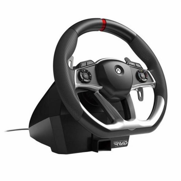 HORI Force Feedback Racing Wheel DLX