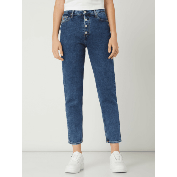 Mom Fit Jeans mit Stretch-Anteil