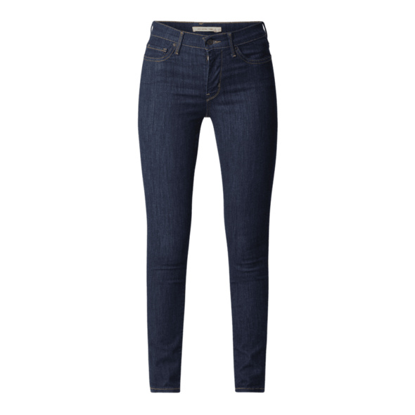 Shaping Skinny Fit Jeans mit Stretch-Anteil