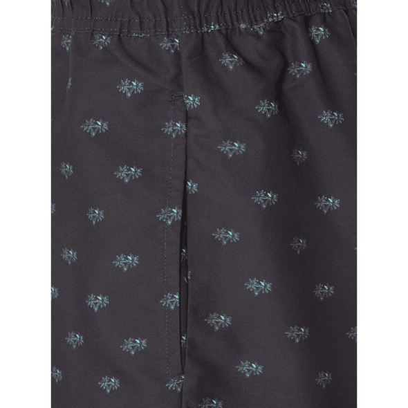 Badehose mit Allover-Muster