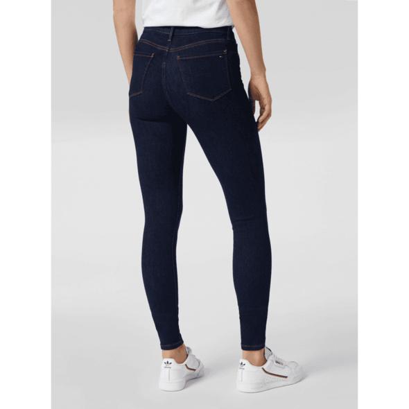 Slim Fit Jeans mit Stretch-Anteil
