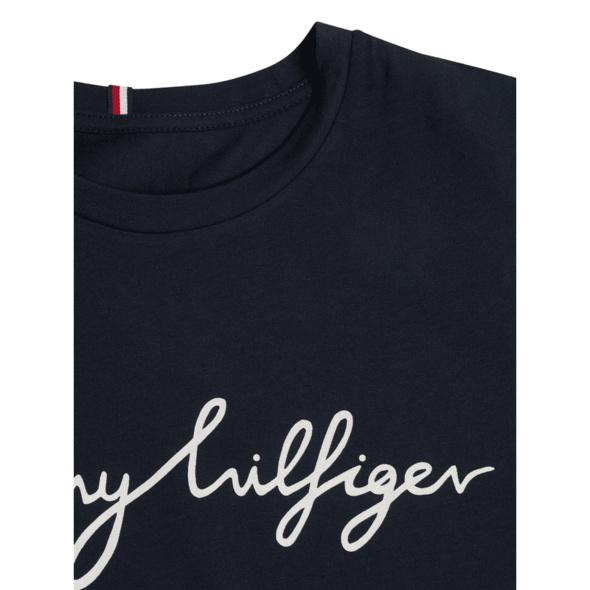 T-Shirt aus Baumwolle mit Logo-Print