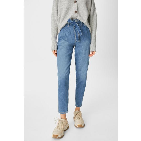 CLOCKHOUSE - Mom Jeans - recycelt