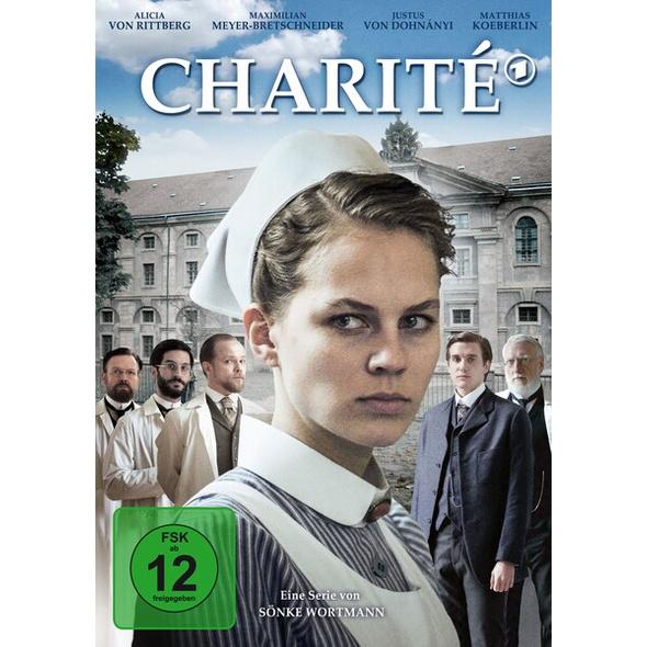 Charité - Staffel 1  [2 DVDs]