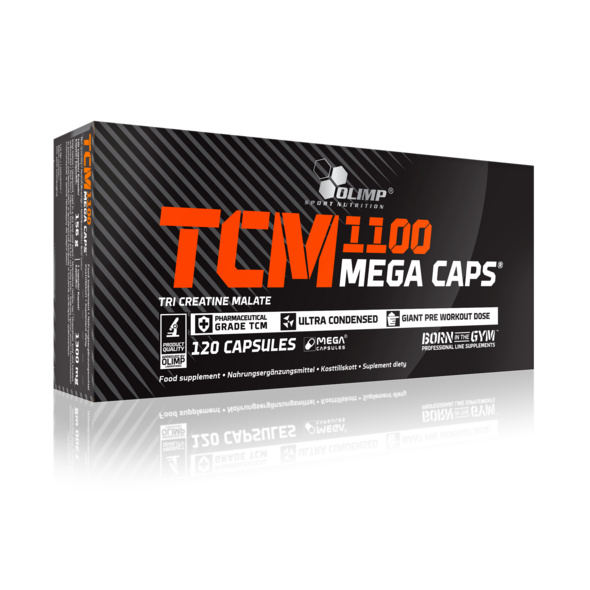 Olimp TCM Mega Caps 120 Kaps.