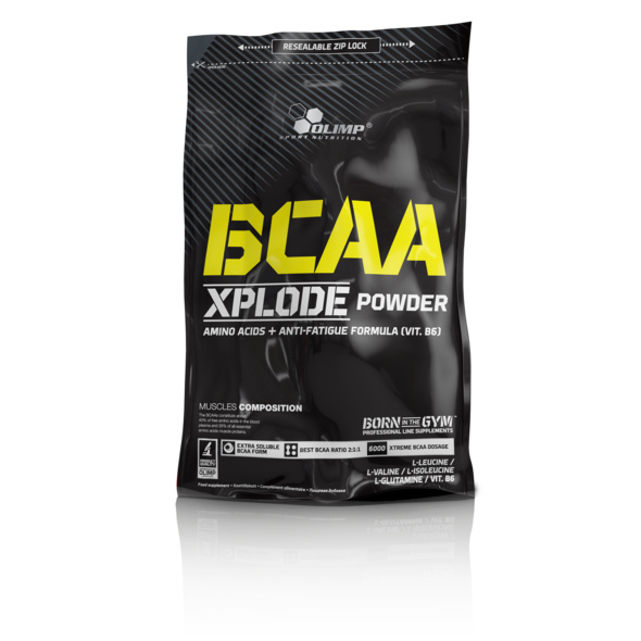Olimp Sport Nutrition BCAA X-Plode 1000g-Orange