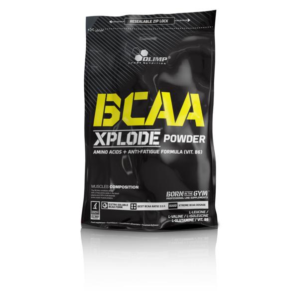 Olimp Sport Nutrition BCAA X-Plode 1000g-Fruit Punch