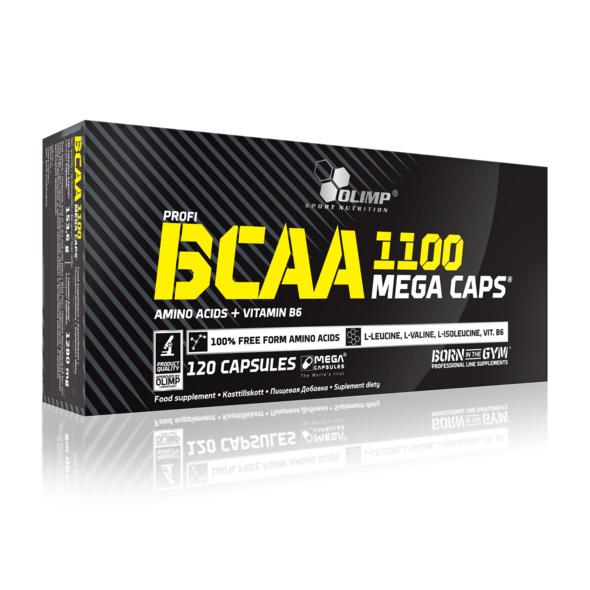 Olimp BCAA Megacaps 120 Kapseln