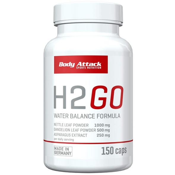 Body Attack H2GO 150 Kapseln