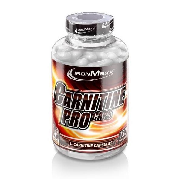 IronMaxx Carnitine Pro 130 Kapseln