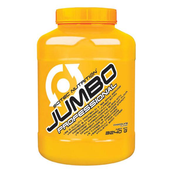 Scitec Nutrition Jumbo Professional 3240g-Himbeere