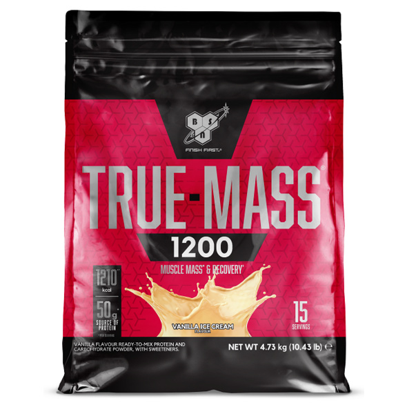 BSN True Mass 1200 - 4730g-Chocolate