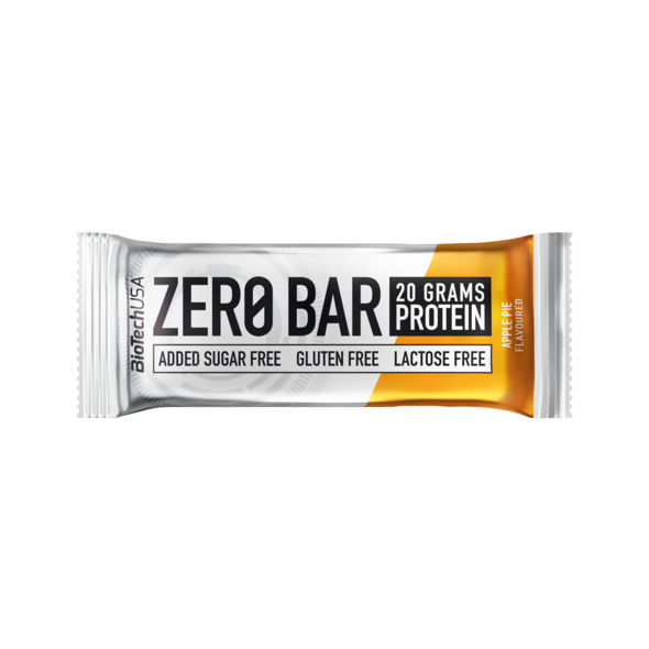 BioTechUSA Zero Bar 50g-Schoko-Karamell