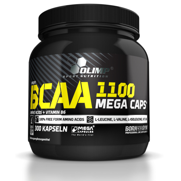 Olimp BCAA Megacaps 300 Kapseln