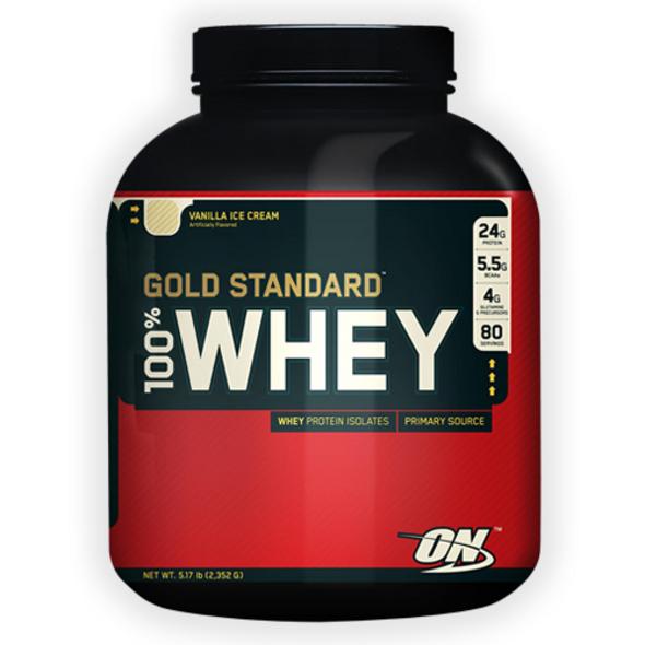 Optimum Nutrition 100% Whey Gold Standard 2270g-Cookies'n Cream