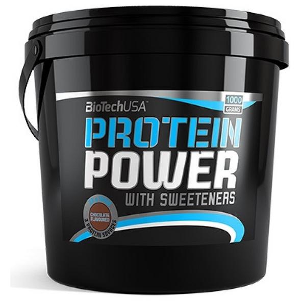 BioTechUSA Protein Power 1000g-Vanille