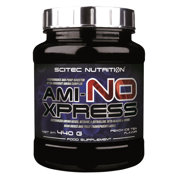 Scitec Nutrition Ami-NO Xpress 440g-Orange-Mango
