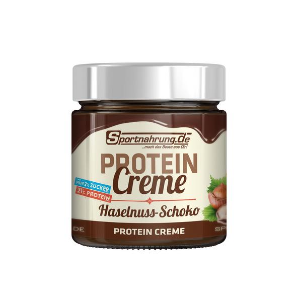 Sportnahrung.de Protein Creme 250g-Haselnuss