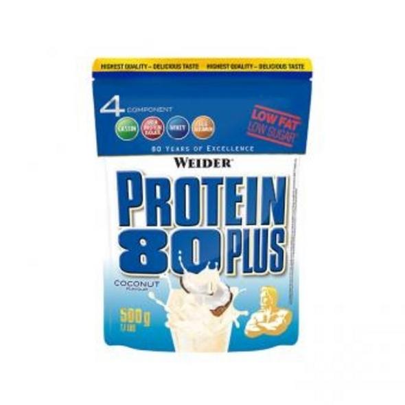 Weider Protein 80 Plus  500g-Cherry Almond