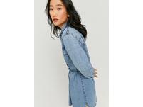 Jeans Hemdkleid
