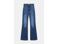 High Waist Flare Jeans