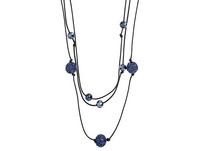 Kette - Dark Blue Stones