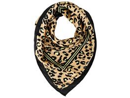Bandana - Yellow Leopard