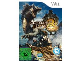 Monster Hunter Tri