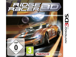 Ridge Racers 3D