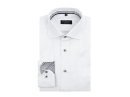 Comfort Fit Business-Hemd aus Twill