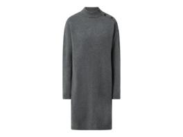 Strickkleid mit Woll-Anteil
