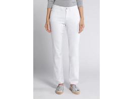 Jeans Tara, 5-Pocket-Schnitt, weites, gerades Bein