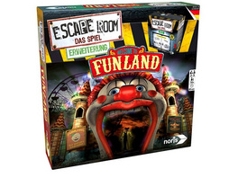 Noris 606101618 - Escape Room Erweiterung: Welcome to Funland
