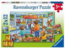 Komm, wir gehen einkaufen (Kinderpuzzle)