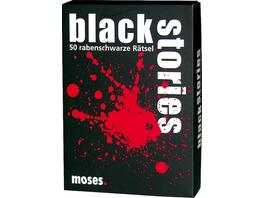 Moses Verlag - Black Stories 1