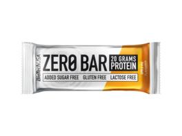BioTechUSA Zero Bar 50g-Doppel-Schoko