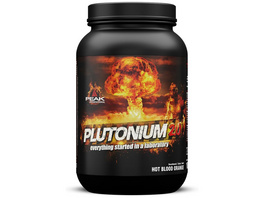 Peak Plutonium 2.0 1000g (925 g Pulver + 75 Kapseln)-Hot-Blood-Orange